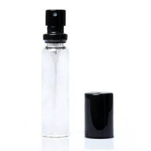 Flacon de parfum cylindrique Flacons de parfums à sertir FEA15