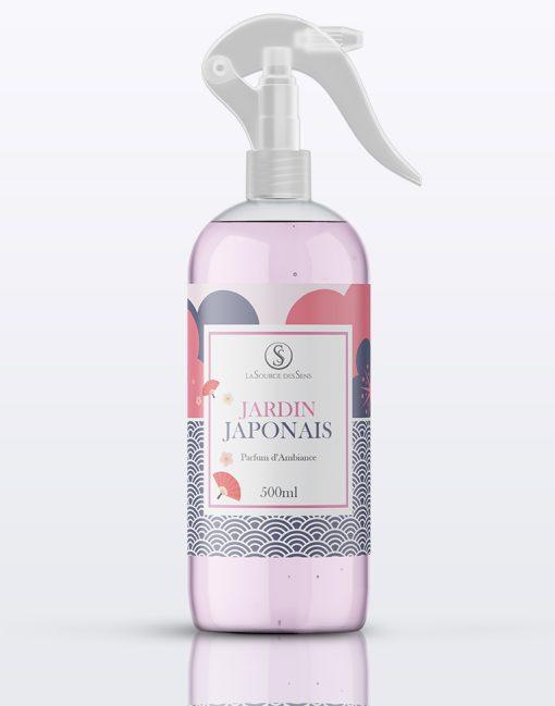 Jardin Japonais - parfum textile