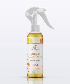 Miel & Agrumes - parfum textile