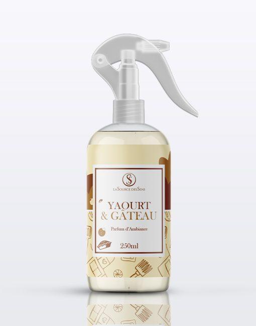 Yaourt & Gâteau - parfum textile