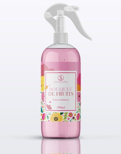 Bouquet de Fruits - parfum textile